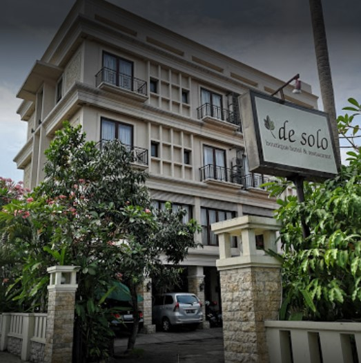 De Solo Boutique Hotel and Resto