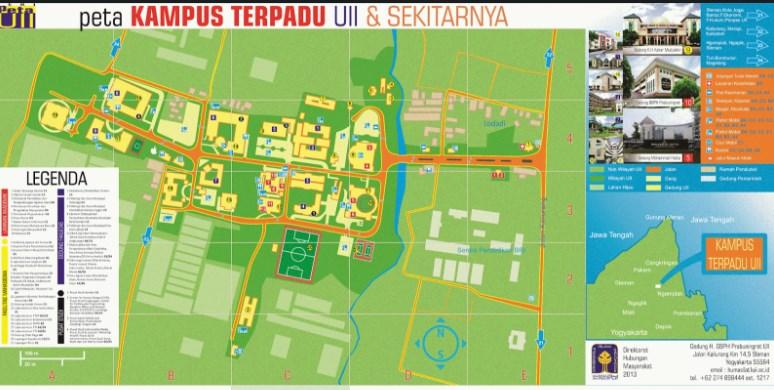 Peta UII