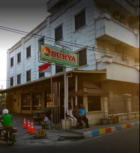 Hotel Surya Solo